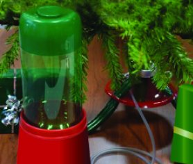 Christmas Tree Watering System.Amazon Com Christmas Tree Box New The Original Tree