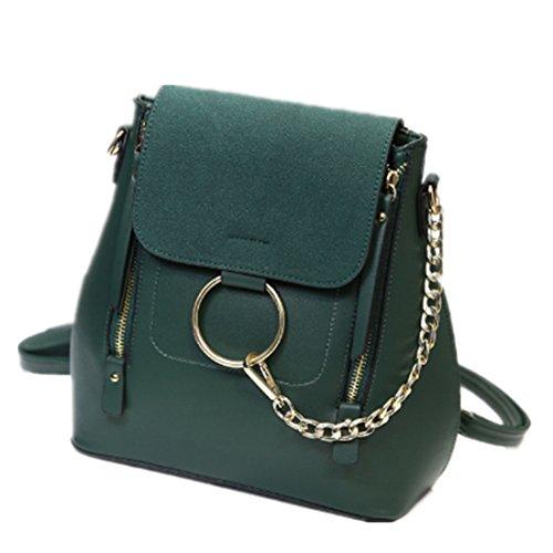 FOLLOWUS - Bolso mochila  para mujer, verde (verde) - G72327C verde