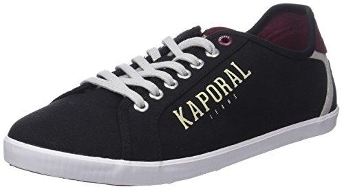 Noir Noir Kavid Kaporal Homme Baskets qn4OZxt