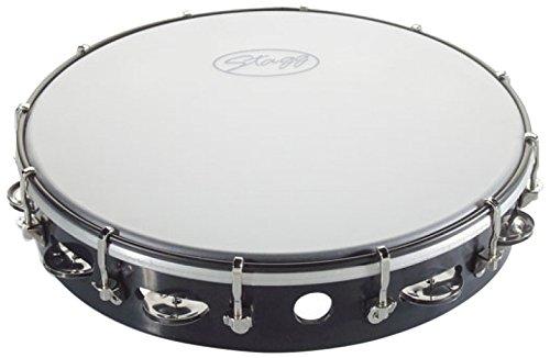 Stagg TAB-112P/BK Tunable Tambourine