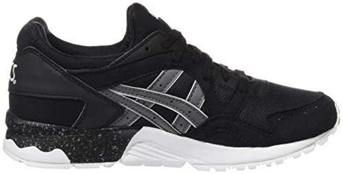 Asics Hn6a4, Zapatillas Unisex Adulto Negro (Black/Grey)