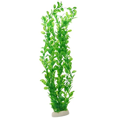 Jardin Plastic Plants Aquarium Tank Decoration, 20-Inch Long