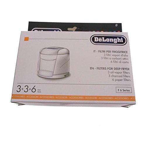 Delonghi - Kit de filtros antiolores y antivapor para ...