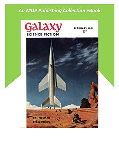 Galaxy Science Fiction February 1951 (Galaxy Science Fiction Digital Series)