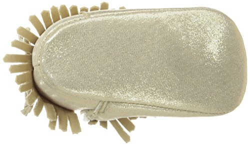 Pictures of ABG Baby Girls' Fringe Boot W/Bow GNB55395AZ2 Gold 7