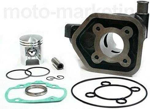 50 CC Cilindro Gruppo Termico PISTONE Set Kit per Peugeot SPEEDFIGHT 1 I 2 II AC Unbranded