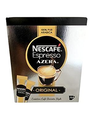 Nescafe Instant Coffee Espresso 70 stick pack from Nescafé