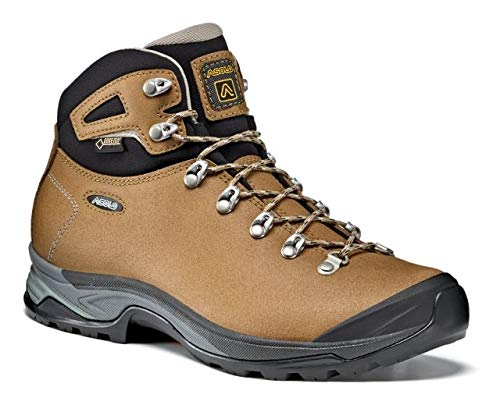 Asolo Thyrus GV Hiking Boot - Women's - 10 - Brown Sugar/Black (Soft Schoeller Shell)