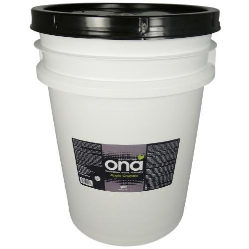 Image of Health and Household Ona 700446 Gel Apple Crumble Odor Neutralizer, 5 Gallon Pail, Opaque