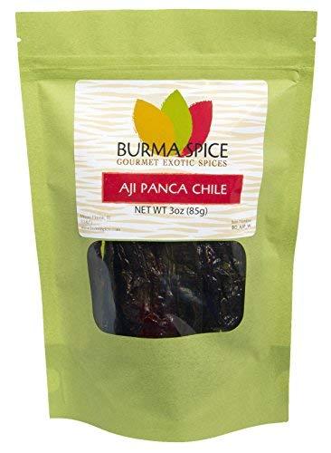- Aji Panca Whole Chile : Dry Herb Seasoning Kosher (3oz.)
