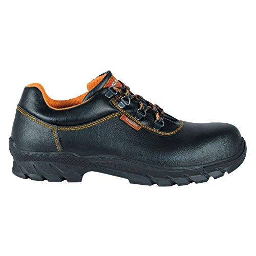 Cofra 17650–000.w42Capoverde S3HI CI HRO SRC scarpa di sicurezza Taglia 42Nero