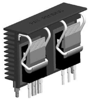 Radial Clip - 4