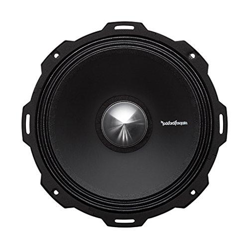 2) Rockford Fosgate PPS4-8 8-Inch 500 Watt 4-Ohm MidRange Car Stereo  Speakers