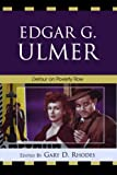 img - for Edgar G. Ulmer: Detour on Poverty Row book / textbook / text book