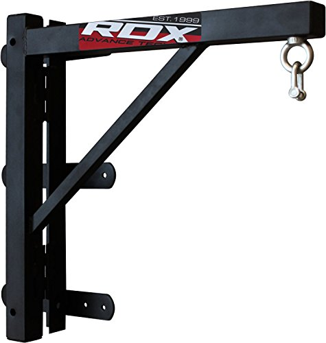 Rdx Heavy Iron Boxing Punch Bag Wall Mount Bracket