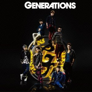 GENERATIONS from EXILE TRIBE / GENERATIONS[DVD付]の商品画像