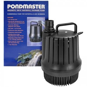 Drive Waterfall Skimmer Pump: 2000 Pump 2 000 Gph Max Head ()