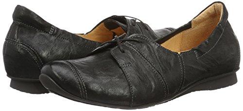 Ballet sz Think 09 Flats Women''s Chilli kombi Black wExq6XHg