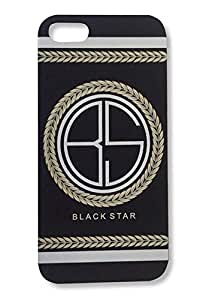 IPHONE 6/6S cover BLACK STAR
