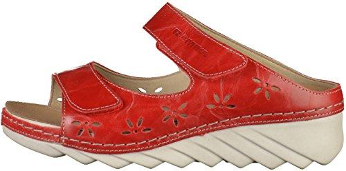 08 ROMIKA Salem Sandal Red Women's w6qAREpq
