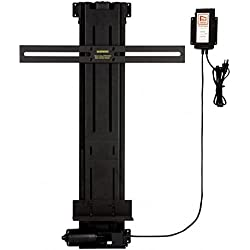 """TVLiftCabinet TV Lift Mechanism for TVs up to 63"""", 5 Year Warranty, Simple to Install, 37"""" Tall Machine Height"""