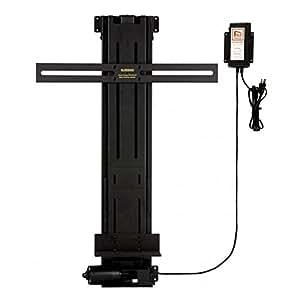 44 tall tv lift mechanism kitchen dining for Tv lift motor mechanism