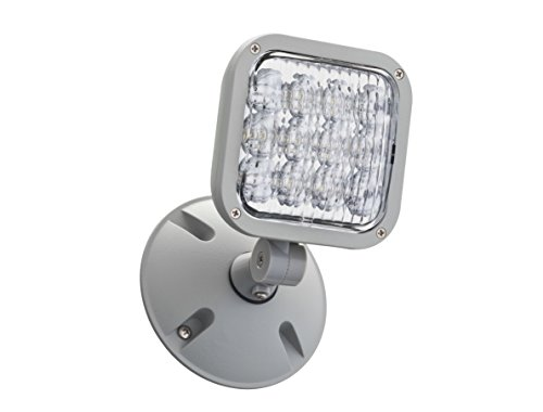 Lithonia Lighting ELA LED WP M12 LED Emergency Remote Single, weather-proof remote Lamp Head