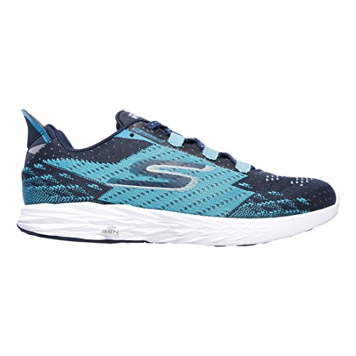 Skechers Donne Vanno A Correre 5 Navy / Teal