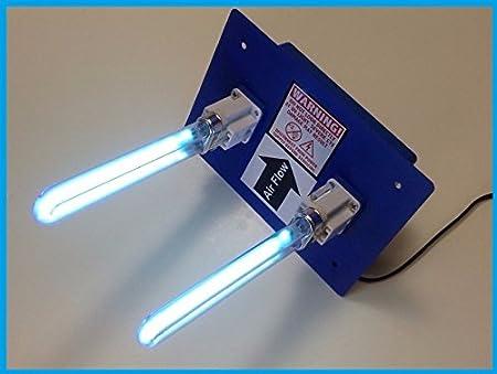 Purificador de aire toda la casa filtro de luz ultravioleta en ...