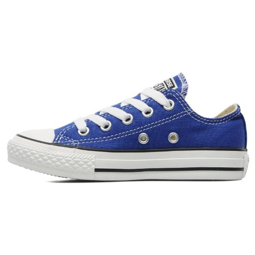 Converse CT OX Radio Blue Womens Trainers Size 36 EU