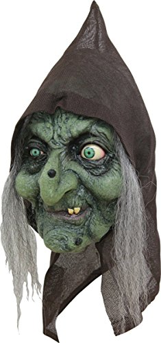 Bruja the Old Hag Witch Mask -