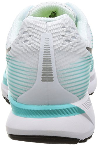 Pegasus white Multicolore Green Wmns aurora Running Zoom 101 Nike Scarpe black Air Donna 34 4pxWwtq