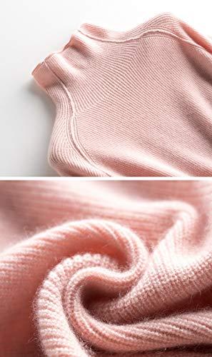 Maglione Donna Lunga Dissa Rosa Manica ZUqfwv