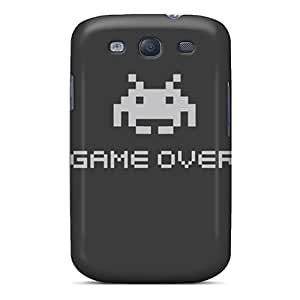 Special Design Back Space Invaders Phone Cases Covers For Galaxy S3
