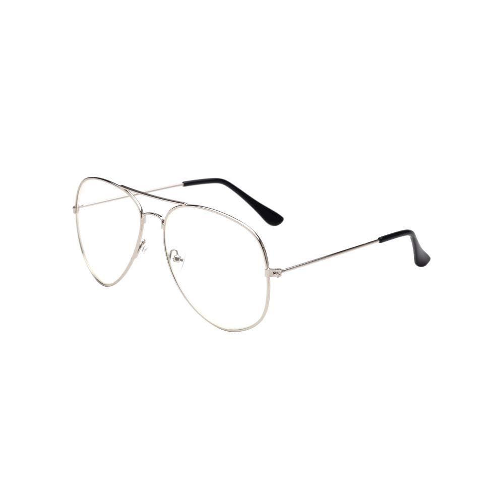 Accessoryo - Gafas de sol - Básico - para hombre Plateado ...