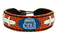 NCAA Old Dominion Monarchs Classic Football Bracelet