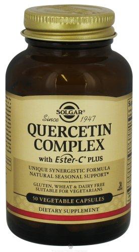 Solgar Quercetin Complex with Ester C Plus