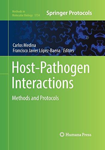 Host-Pathogen Interactions: Methods and Protocols (Methods in Molecular Biology)