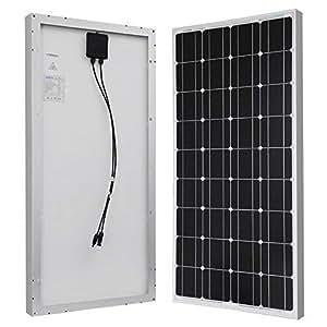 Renogy 100 Watts 12 Volts Monocrystalline Solar Panel