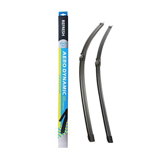 Refresh Wiper Blades for Mercedes-Benz E-Class W211 / CLS-Class W219 / SL-Class R230 / SLR-Class R199 - 26