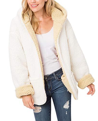 Daisy Del Sol Women's Soft Sherpa Fleece