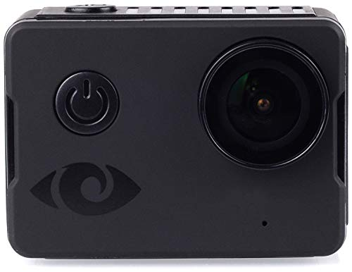 "Cyclops Gear CGX-LT - 4K HD Waterproof Action Camera 2"" Touchscreen, CyclopsGear App WiFi connectivity Cyclops Gear"