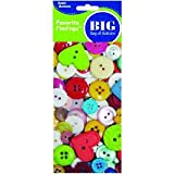 Blumenthal Lansing 4-Ounce Big Bag of Buttons, Multi
