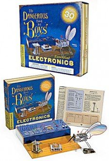 Dangerous Boys Electronics Set-Science Kits