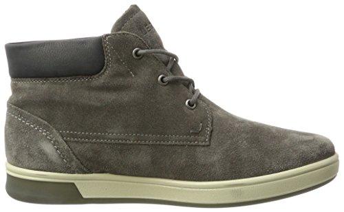 Legero Herren Arno Hohe Sneaker Grau (Stone)