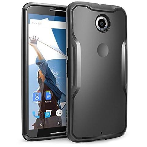Nexus 6 Case, SUPCASE Google Nexus 6 Case [Unicorn Beetle Series] Premium Hybrid Bumper Case Cover for Motorola Nexus 6 (Nexus 6 Cell Phone Case)