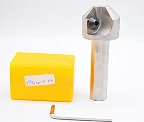 Bits C32 - Countersink Drill Bit TP45 C32-50-130 45 Degrees Chamfering Cutter