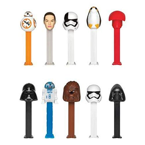 PEZ STAR WARS ASST by PEZ MfrPartNo 079820 ()