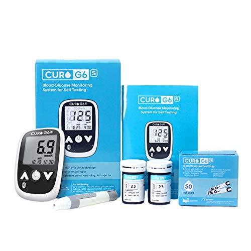 Curo G6S Glucose Bluetooth