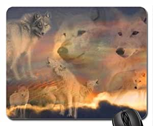 Spirit of the Wolf Mouse Pad, Mousepad